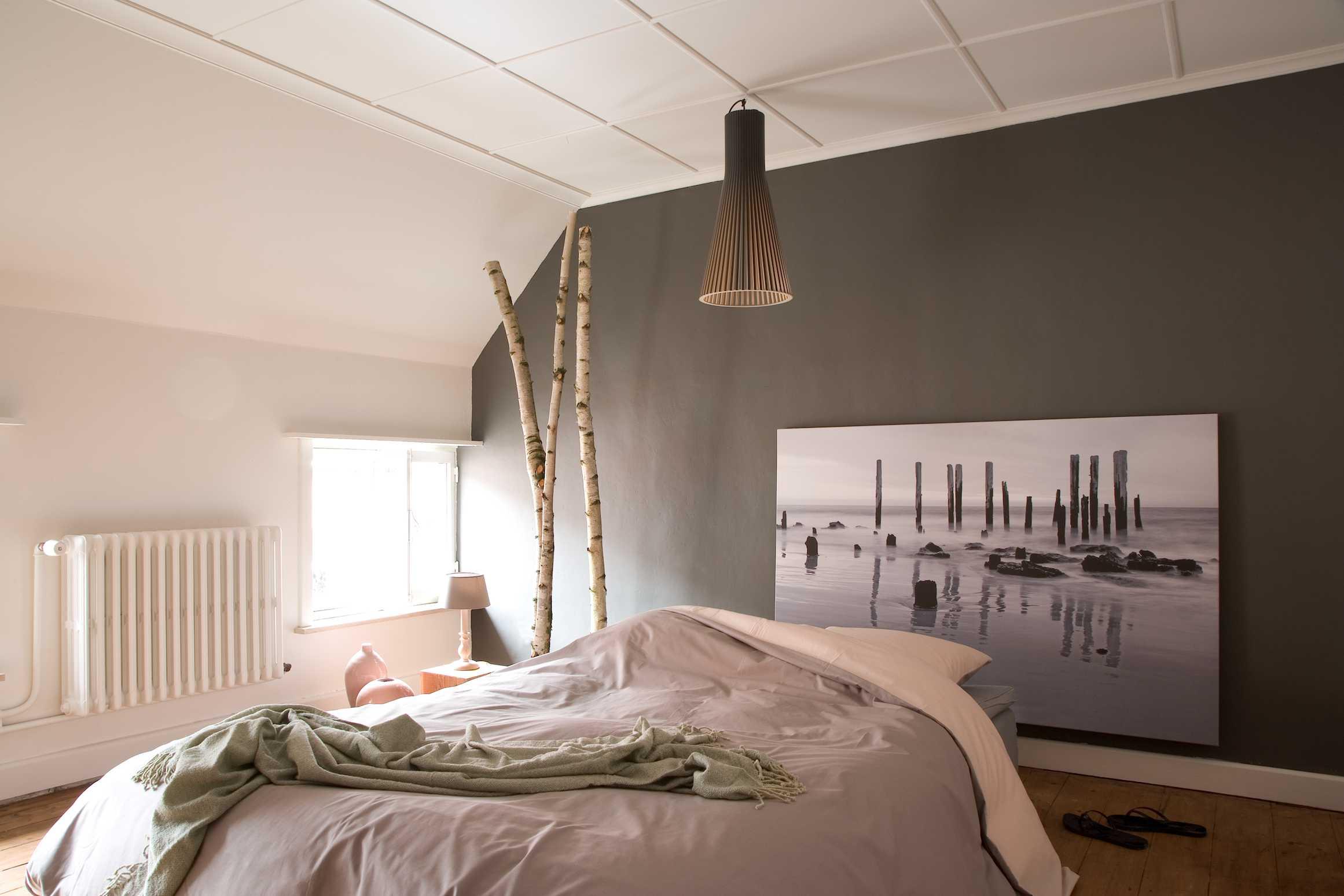 Landelijk tijdloos boss paints benedict huysentruyt verf coffee lover tc88 we m25 white wedding - Kleurenpalet kamer verf ...