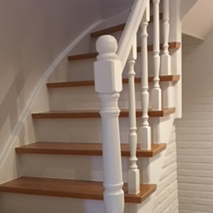 Traphal renovatie trap schilderen verf en advies