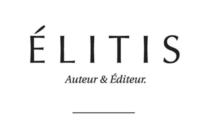 Benedict Huysentruyt Logo behangpapier elitis