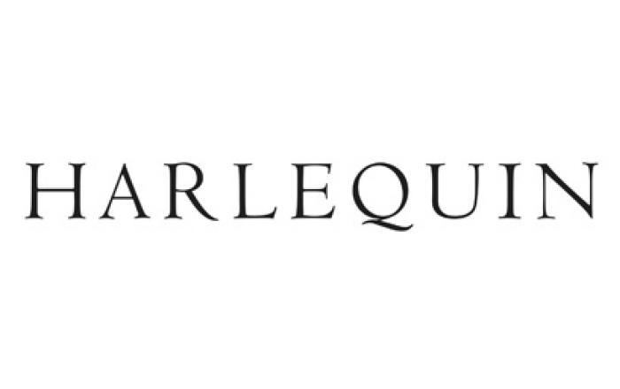 Benedict Huysentruyt Logo behang harlequin style library wallpaper