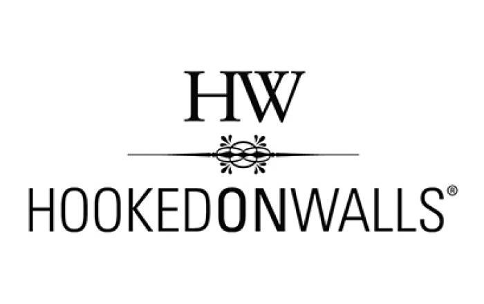 Benedict Huysentruyt Logo behangpapier Arte hooked on walls