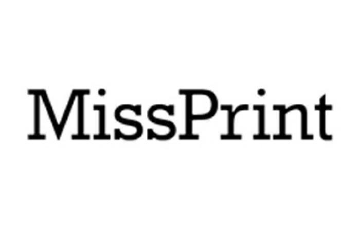 Benedict Huysentruyt Logo behangpapier missprint