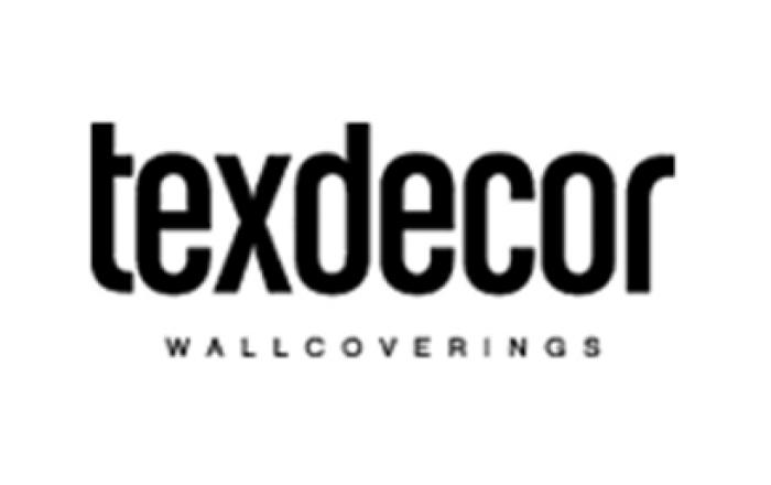 Benedict Huysentruyt Logo behangpapier texdecor