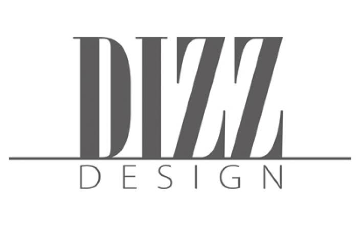 Benedict Huysentruyt Logo gordijnen stoffen dizz design Diaz