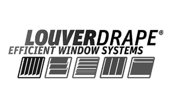 Benedict Huysentruyt Logo gordijnen raamdecoratie Louverdrape