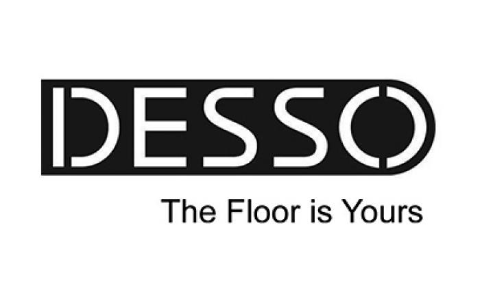 Benedict Huysentruyt Logo tapijten Desso